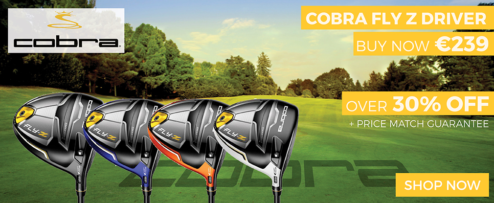 Cobra Fly Z Drivers -  30% off!