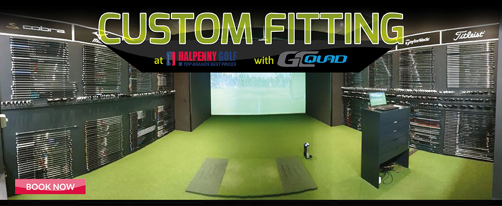 Personal golf club fitting