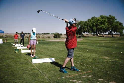 Beginner Golfers