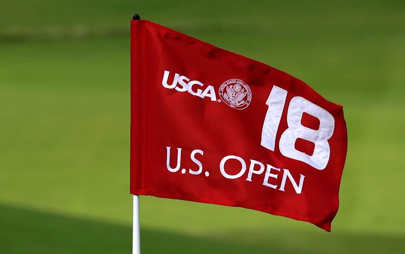 US Open Flag