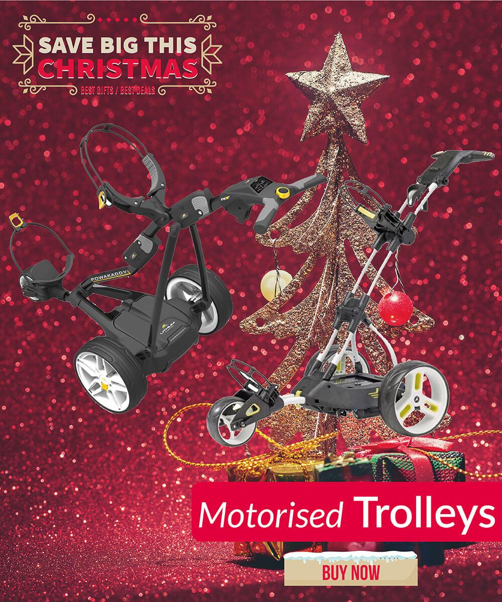 Motorised Trolleys