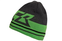 Cutter & Buck Reversible Beanie Charcoal/Lime