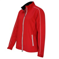 Daily Sports Womens Peg Long Sleeves Jacket Campari Red 2016
