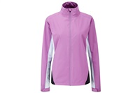 Ping Womens Avery Waterproof Jacket Berry Multi 2016