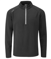 Ping Kelvin Half Zip Top Black 2016