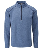 Ping Kelvin Half Zip Top Deep Sea Blue 2016