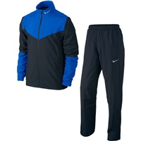Nike Golf Storm-Fit Waterproof Rain Suit Black/Hyper Cobalt/Reflective Silver 2016