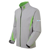 FootJoy HydroLite Rain Jacket Grey/Lime