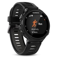 Garmin Forerunner 735XT Watch Black/Grey