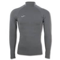 Joma Long Sleeve Seamless Baselayer Grey 2016