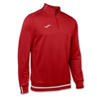 Joma Campus II Sweatshirt 1/2 Zipper Red 2016