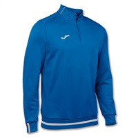 Joma Campus II Sweatshirt 1/2 Zipper Royal 2016