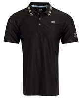 Cutter & Buck Dry Tech Polo Shirt Black/Silver