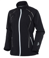 Sunice Ladies Lexi Zephal Long Sleeves Jacket Black/Black 2016