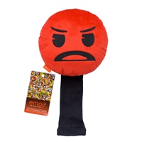 Emoji Golf Head Cover (460CC) Angry 2016