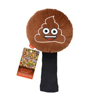 Emoji Golf Head Cover (460CC) Poop 2016