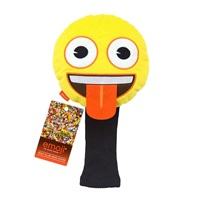 Emoji Golf Head Cover (460CC) Tongue 2016