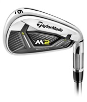TaylorMade M2 Irons 2017 Steel Shafts - Custom Fit