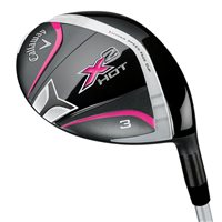Callaway Wd X 2 Hot 7 Fairway Wood Ladies  RH