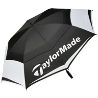 "TaylorMade Double Canopy Umbrella 64"" 2017"