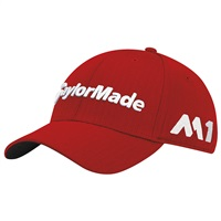 TaylorMade Tour Radar Hat Red 2017