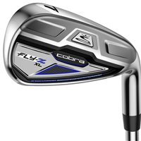 Cobra Fly-Z XL Irons Iron Steel Shaft RH