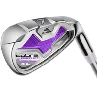 Cobra Ladies Baffler XL Irons RH
