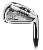 TaylorMade SLDR Irons Steel Shaft RH