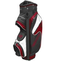 Masters T 900 Golf Bag Black White Red