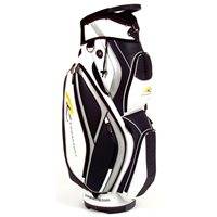 Powakaddy 2014 Premium Cart Bag White Silver Black
