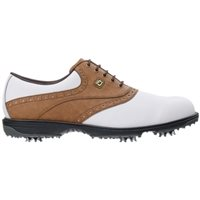FootJoy Hydrolite Golf Shoes White Taupe