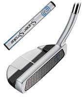 Odyssey Works Versa 9 Putter with SuperStroke Grip RH
