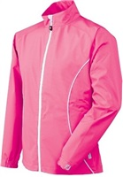 FootJoy Ladies Hydrolite Jacket Berry White