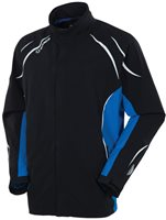 Sunice Carleton Jacket Blue Black