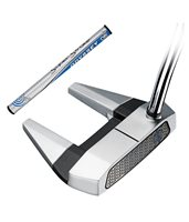 Odyssey Works Versa 7 Tank Putter with SuperStroke Grip LH