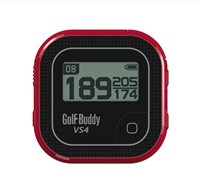 Golf Buddy Golfbuddy Vs4 - Black/Red