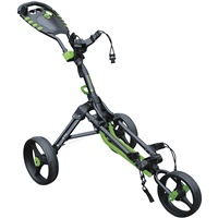 Masters Icart One 3 Wheel One Click Black Trolley