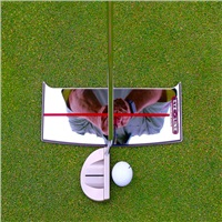 Masters EyeLine Golf Shoulder Putting Mirror
