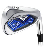 Mizuno JPX 850 Irons Steel Shafts LH