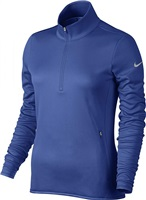 Nike Golf Womens Thermal Half-Zip Pullover Game Royal/Wolf Grey 2017