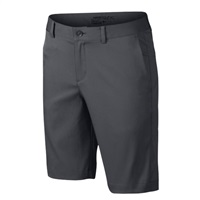 Nike Golf Boys Flat Front Short Dark Grey 2017