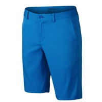 Nike Golf Boys Flat Front Short Photo Blue 2017