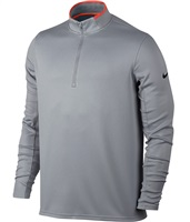 Nike Golf Dry Half-Zip Top Wolf Grey/Anthracite/Black 2017