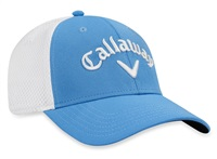 Callaway Mesh Fitted Cap Light Blue/White 2017