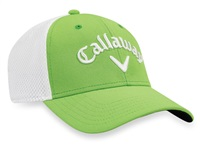 Callaway Mesh Fitted Cap Lime/White 2017