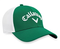 Callaway Mesh Fitted Cap Royal Green/White 2017