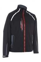 Proquip PX5 Storm Force Waterproof Jacket Black Red White