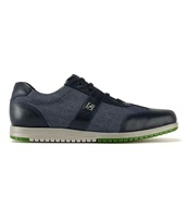 FootJoy Ladies Casual Collection Shoes Wide Fit Navy/Denim 2017