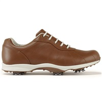 FootJoy Ladies emBody Golf Shoes Wide Fit Brown 2017