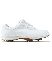 FootJoy Ladies emBody Golf Shoes Wide Fit White 2017